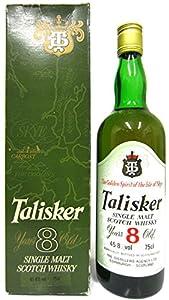 Talisker - Single Malt Scotch - 8 year old Whisky from Talisker