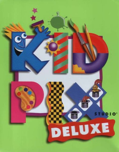 Kid Pix Studio Deluxe Tin Box (Kid Pix)