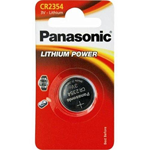 Panasonic PACR2354 - Batteria a bottone al litio da 3 V