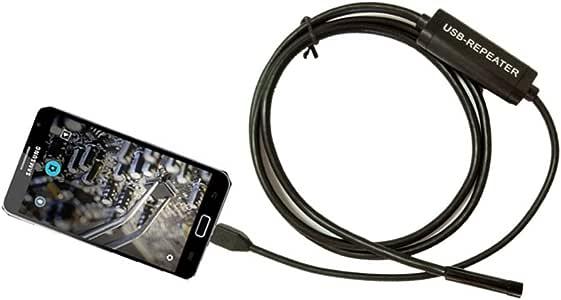 SDC Trading Wasserdichte 7Mm Android Endoskop-Kamera Mit