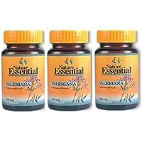 Nature Essential Valeriana - 50 Cápsulas (Pack ...