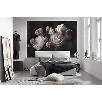 Komar   Fototapete ETERNITY   254 X 184 Cm   Tapete, Wand Dekoration,  Rosen, Rosenblüten, Blüten, Blumen, Natur   4 876