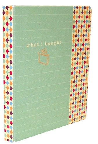 What I Bought Mini Journal (Potter Style) - Mini-kalender Chicago