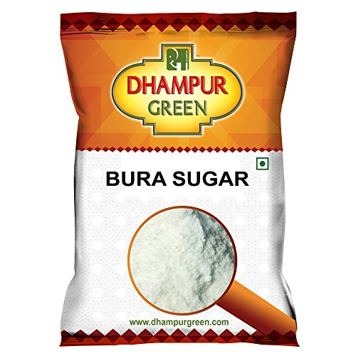 Dhampur Green Bura Sugar, 500g