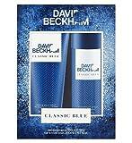 David Beckham Classic Blue Deodorant & Body Wash Set by Beckham by Beckham
