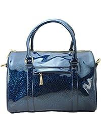 Caprelli Women's Handbag Black (CLLB0901BD)