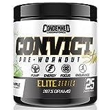 Condemned Labz Convict Elite Series Pre-Workout (25 Servings) (Fruit Gummy)