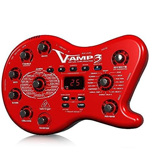 Behringer V-AMP3 Modeling Guitar