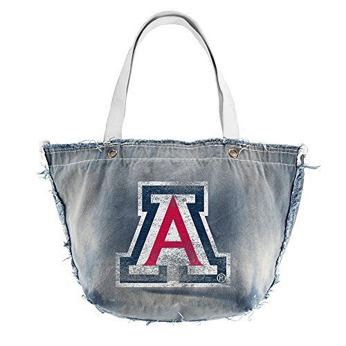 ncaa-arizona-wildcats-vintage-tote-blue-by-littlearth