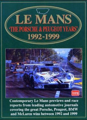 Preisvergleich Produktbild Le Mans The Porsche & Peugeot Years 19921999: Racing