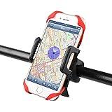 Handyhalterung Fahrrad, Ascher Handyhalterung Fahrrad Smartphone Handyhalter Fahrrad Verstellbar ...