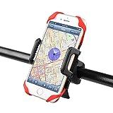 Ascher Universal Bike Phone Mount Bicycle Holder, Handlebar...