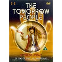 The Tomorrow People: Worlds Away - The Complete Story