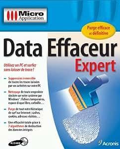 Data Effaceur Expert