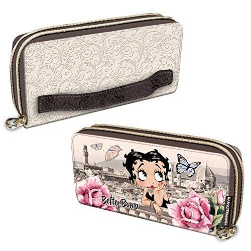 Portafoglio Doppio Betty Boop *16996 Portafogli Donna