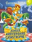JOYEUX ANNIVERSAIRE CATASTROPHE N º 85
