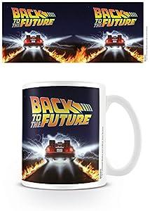 Regreso al Futuro 599386031 - Mug- Delorean