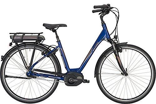 'Victoria e di trekking 5.8se e Bike e bici elettrica, Bicicletta elettrica 26Wave 45cm S perl notte blu rame argento modello 2017