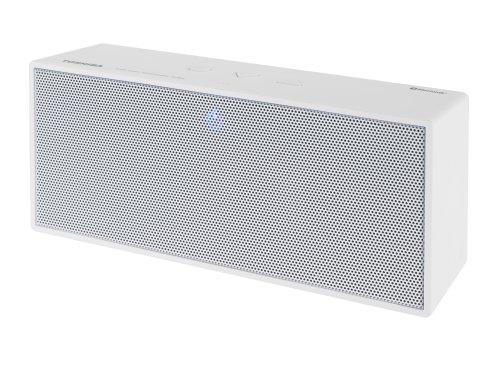 Toshiba Ty-Sp3 Altoparlante con Wireless e Bluetooth, Bianco