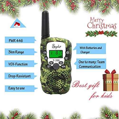 Zoom IMG-1 sigdio t 388 walkie talkies
