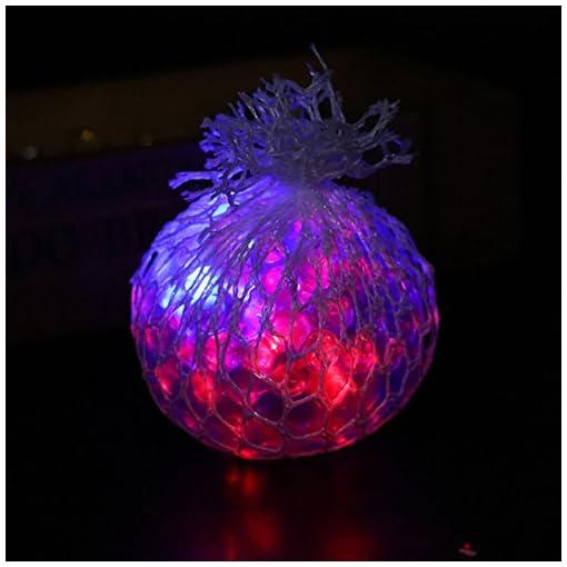 MMilelo-4-Stck-Squishy-Ball-Antistress-Druck-Ball-Squeeze-Quetschball-Netzball-Stressball-Squishy-Mesh-Ball-Stress-Relief-Spielzeug-Sensorische-Spielzeug-fr-Kinder-und-Erwachsene