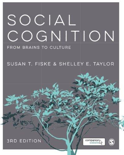 Social Cognition par Susan T. Fiske