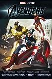 MARVEL MOVIES COMIC 3: AVENGERS - DIE OFFIZIELLE VORGESCHICHTE (Die R�cher - Avengers)