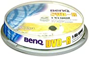 DVD-R 4,7GB 120Min 16x Cake Box 10pk
