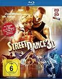 StreetDance 3D (2D + 3D Version inkl. 3D Brillen) [Blu-ray]