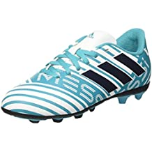 innovative design b3fb7 3de4d adidas Nemeziz Messi 17.4 FxG J, Zapatillas de Fútbol Unisex Niños