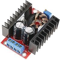 150W DC-DC Step Up Converter Voltaje ajustable Fuente de alimentación Módulo de refuerzo 12-32V a 12-35V