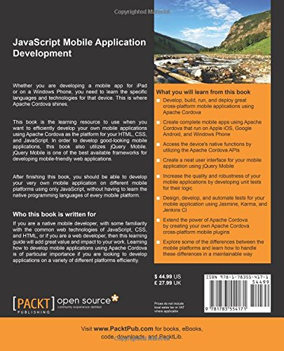 JavaScript Native Mobile Apps Development