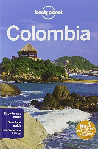 Lonely Planet Colombia (Travel Guide) by Kevin Raub, Alex Egerton, Mike Power (2012) Paperback