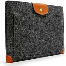 laptoptasche 15 6 zoll filz