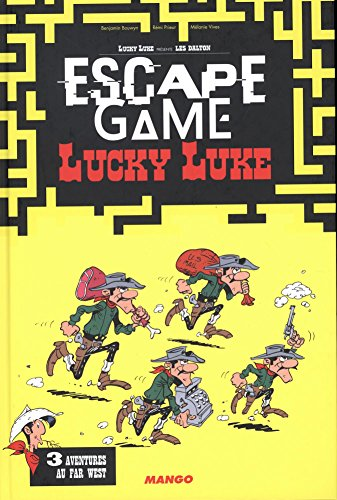 Escape game Lucky Luke - 3 aventures au ...