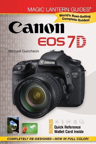 Magic Lantern Guides??: Canon EOS 7D by Michael Guncheon (2010-02-02)