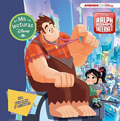 Ralph Rompe Internet (Mis lecturas Disney)