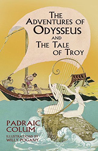 The Adventures of Odysseus and the Tale of Troy - Bear Adventure Fleece