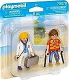 Playmobil 70079Duo Pack Duo Pack ärztin y Paciente