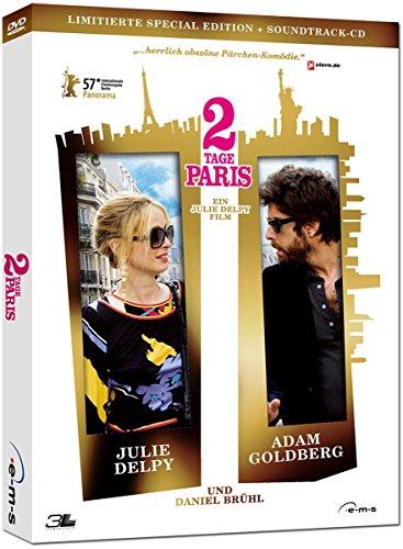 Bild von 2 Tage Paris (+ Audio-CD) [Special Edition] [2 DVDs]