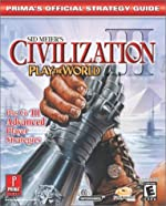 Sid Meier's Civilization III - Play the World de Prima Development