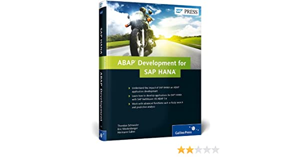 Buy ABAP Development for SAP HANA Book Online at Low Prices in India