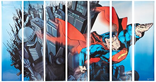 SUPERMAN XL SILLA BARRA MURAL DE PARED