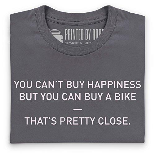 Cycling - Buy A Bike T-Shirt, Damen Anthrazit