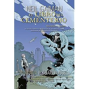 El libro del cementerio (Novela gráfica Vol. II): Adaptación gráfica y edición a cargo de P. Craig Russell (Junior -