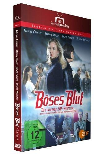 Bild von Böses Blut - Der packende ZDF-Vierteiler (2 DVDs) Fernsehjuwelen