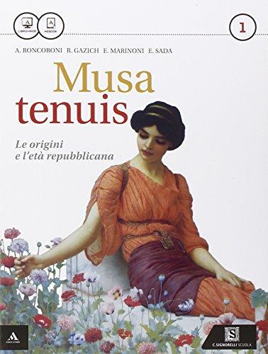 Musa tenuis. Per i Licei. Con e-book. Con espansione online: 1