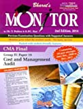 Monitor - CMA Final - Group IV Paper 19 - Cost and Management Audit