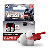 Alpine motosafe Race–tapones para los oídos para montar en motocicleta