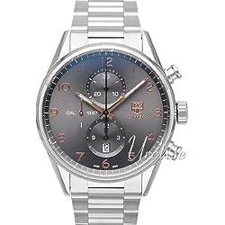 TAG Heuer CAR2013.BA0799 - Reloj para hombres, correa de metal